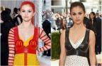 Vestidos de celebridades no Met Gala geram memes: confira os melhores Dimitrios Kambouris e montagem  / Getty Images/AFP e Twitter/Getty Images/AFP e Twitter