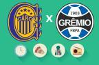 Rosario x Grêmio: tudo o que você precisa saber para acompanhar a partida  Arte ZH/Agência RBS