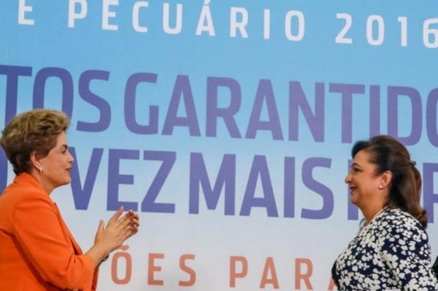 Plano Safra destinará R$ 202,88 bilhões para produtores rurais, anuncia governo Roberto Stuckert Filho/Presidência da República/Divulgação