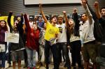Estudantes ocupam Assembleia Legislativa de São Paulo cobrando melhoras no ensino e instalação de CPI sobre roubo de merendas