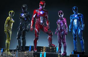 Foto: conheça o novo visual dos Power Rangers para o cinema Tim Palen / Entertainment Weekly/Entertainment Weekly