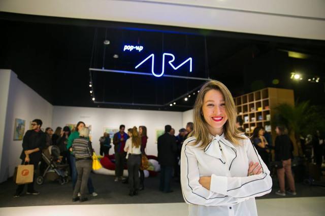 Aura inaugura galeria pop-up no Iguatemi Porto Alegre Andréa Graiz / Agência RBS/Agência RBS