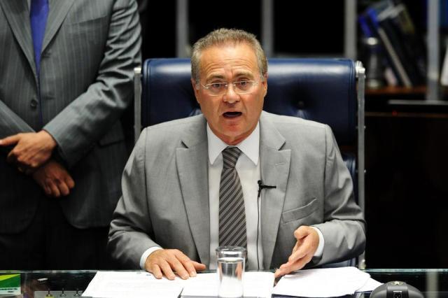 Renan ignora decisão da Câmara e dá prosseguimento a processo de impeachment no Senado Diego Vara/Agencia RBS