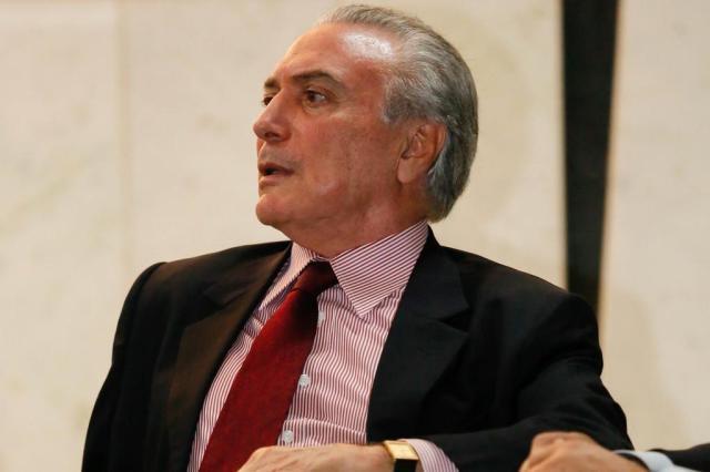 Temer estuda criar o Ministério da Segurança Ascom,VPR/Divulgação