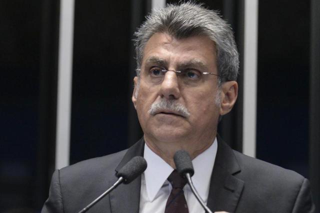 Em diálogos gravados, Jucá fala com ex-dirigente da Petrobras sobre pacto para deter avanço da Lava-Jato Jefferson Rudy/Agência Senado