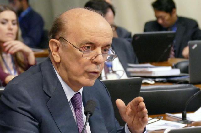 José Serra recebeu R$ 6,4 milhões da JBS em caixa 2, diz delator Roque de Sá/Agência Senado/Divulgação