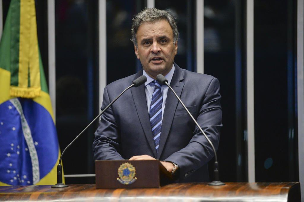 Ministro do STF acata argumentos de Aécio e diz que não há motivos para investigação Geraldo Magela/Agência Senado/Divulgação
