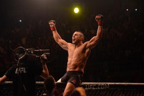 Vídeo: a última luta de Vitor Belfort (EDUARDO MARTINS/BRAZIL PHOTO PRESS/ESTADÃO CONTEÚDO)