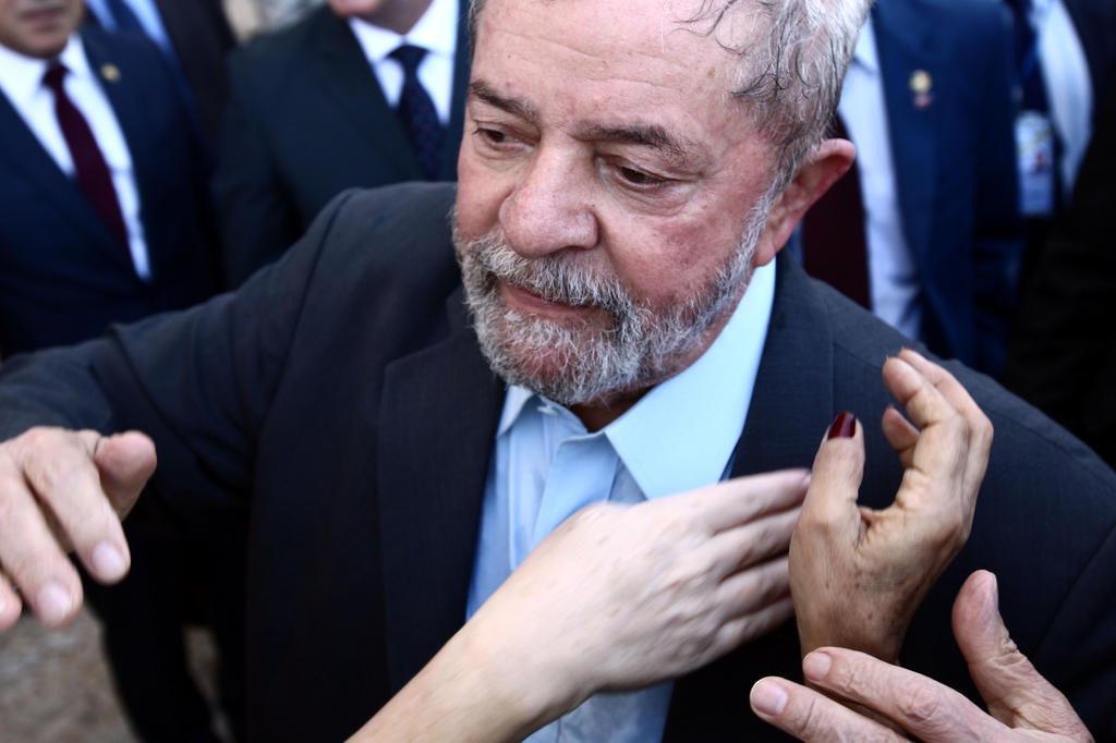 Juiz federal do DF aceita denúncia e Lula vira réu pela terceira vez Juca Varella/Agência Brasil
