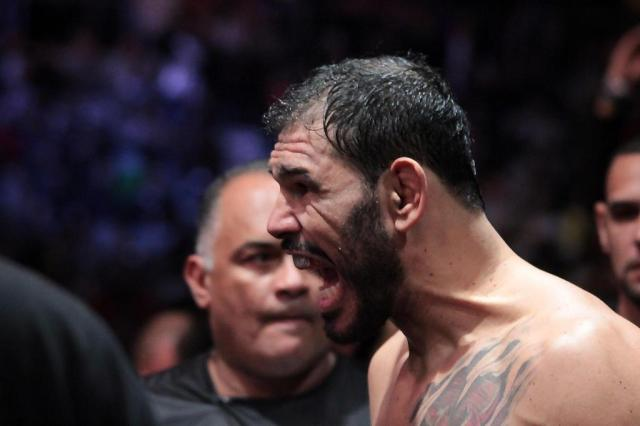 UFC planeja luta entre Minotouro e Gustafsson em São Paulo Guilherme Artigas/Fotoarena/Lancepress