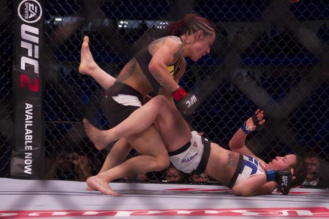 Lenda do boxe, Pacquiao deseja sorte a Cris Cyborg no UFC Brasília Guilherme Artigas/Fotoarena/Lancepress