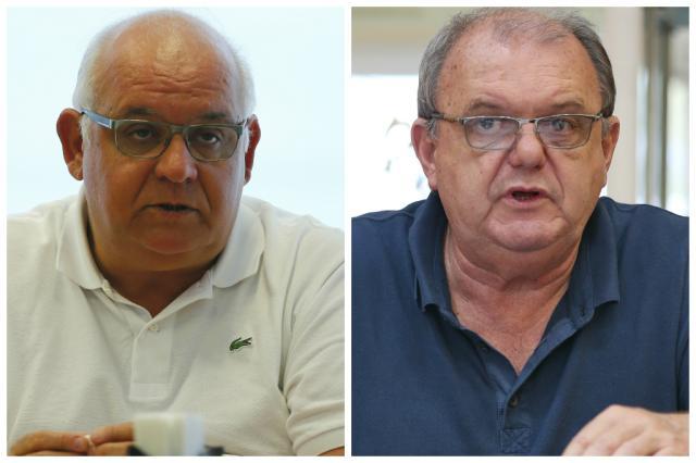"""Rafael Cechin: """"Nossas direções estão erradas"""" Montagem sobre fotos de Félix Zucco e Lauro Alves / Agência RBS/Agência RBS"""