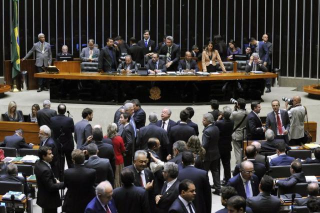 Sessão da Câmara termina sem votações para pressionar renúncia de Waldir Maranhão Luis Macedo/Câmara dos Deputados