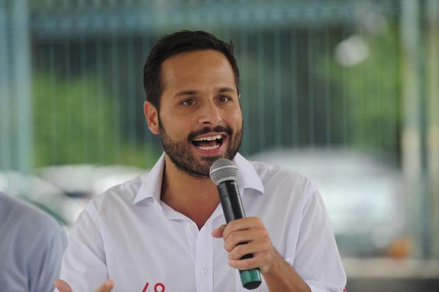 """Calero: """"Não podemos tolerar a esculhambação que é a política"""" Tomaz Silva/Agência Brasil"""