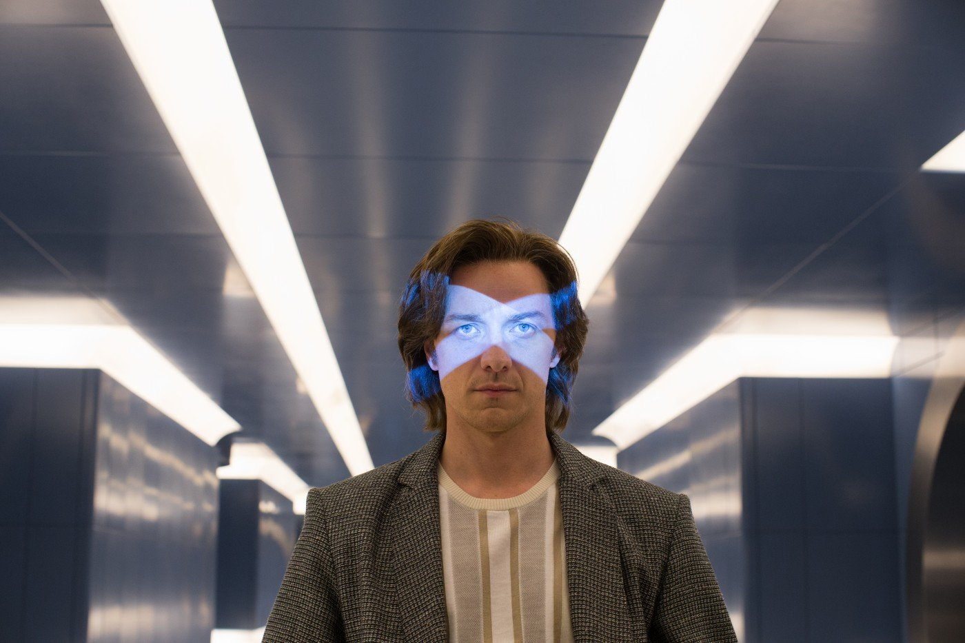 Charles Xavier - Professor X (James McAvoy)