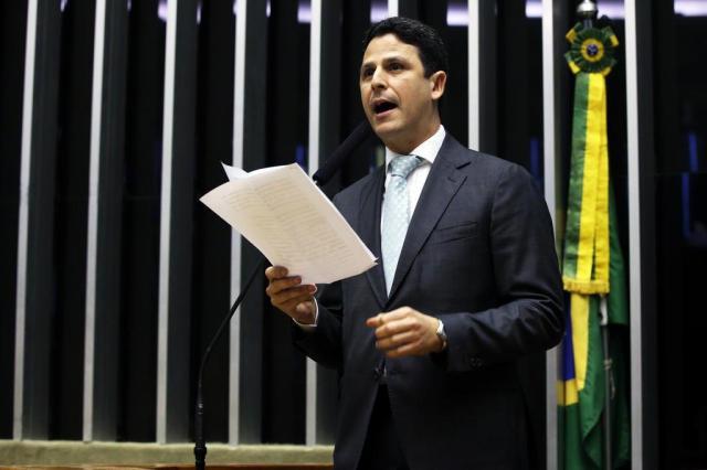 Defesas de parlamentares querem novo relator de delações da Odebrecht no STF Thyago Marcel/Câmara dos Deputados