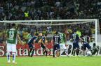 Ouça a narração dos gols da vitória do Atletico Nacional na Libertadores pelas rádios da Colômbia (Raul Arboleda/AFP)