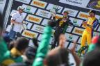 Atual campeão, Marcos Gomes assume a liderança da Stock Car com vitória em Goiânia Fabio Davini/RF1,Divulgação