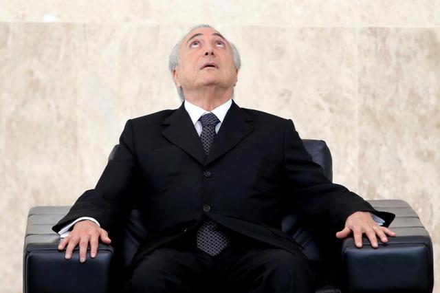 Oposição promete apresentar segundo pedido de impeachment de Temer DIDA SAMPAIO/ESTADÃO CONTEÚDO/ESTADÃO CONTEÚDO