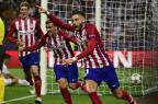 Carrasco, do Atlético de Madri, sofre lesão na clavícula e é dúvida para clássico pela Liga dos Campeões PIERRE-PHILIPPE MARCOU/AFP