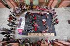 Ato condena a cultura do estupro e o machismo em Porto Alegre Diego Vara/Agencia RBS