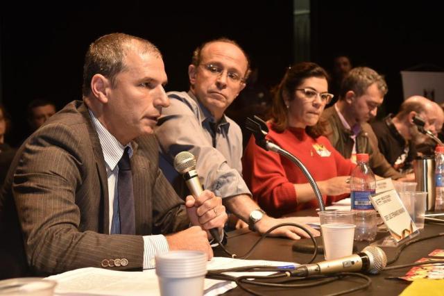 Projeto de Lei 44 causa barulho em audiência pública na Assembleia do Rio Grande do Sul Marcelo Bertani/Agência ALRS/Divulgação