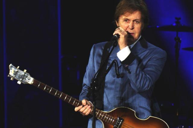 """Paul McCartney diz que Oasis errou: """"Não diga que é maior que Beatles"""" Julio Cavalheiro/Agencia RBS"""