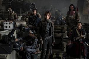 """Executivos da Disney estariam descontentes com """"Rogue One"""", spin off de Star Wars Divulgação/Divulgação"""
