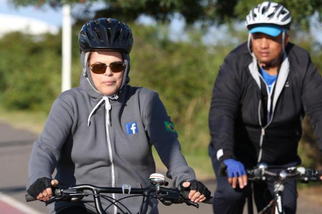 Resultado de imagem para Dilma porto alegre