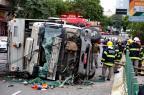 Testemunhas e perícia devem apontar causas de acidente que matou criança na Capital Fernando Gomes/Agencia RBS