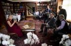 Paz interior? Dalai Lama criou um site para isso Tim Gruber/NYTNS