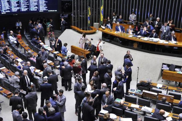 Câmara aprova em segundo turno texto base da prorrogação da DRU até 2023 Luis Macedo/Câmara dos Deputados