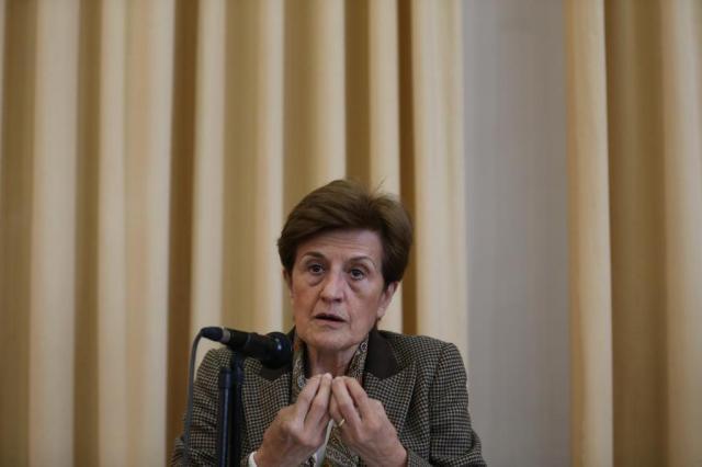 """""""Não são os mais pobres que violam as regras"""", diz filósofa Adela Cortina Diego Vara/Agencia RBS"""