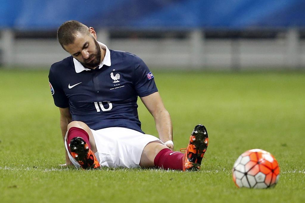1b63329b8b Presidente da Federação Francesa diz que Benzema pode voltar à seleção