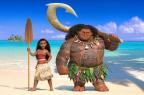 """Novo filme da Disney, """"Moana"""" causa polêmica ao retratar semideus polinésio Divulgação/Disney"""