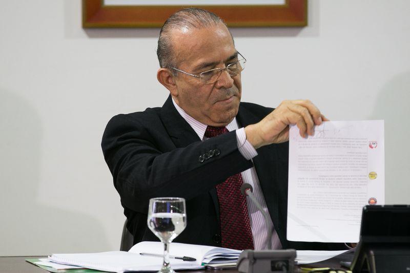 Governo deverá apresentar esboço de reforma da Previdência na próxima semana Valter Campanato / Agência Brasil/Agência Brasil