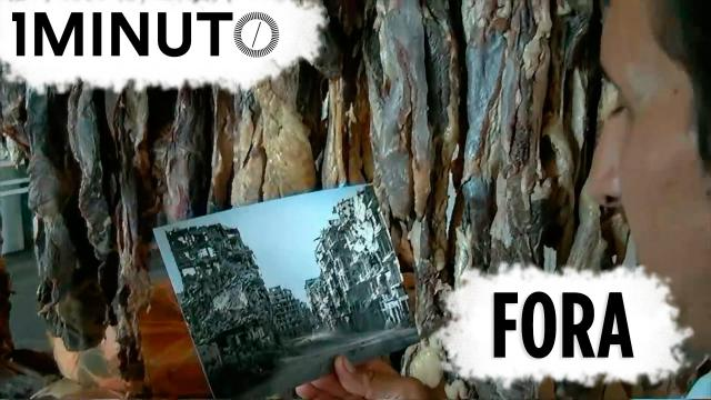 ONU premia documentarista brasileiro por vídeo de refugiados Reprodução / Vídeo minuto de Dado Galvão/Vídeo minuto de Dado Galvão