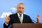 Atingido pela Lava-Jato, Temer tenta criar agenda positiva Marcelo Camargo/Agência Brasil
