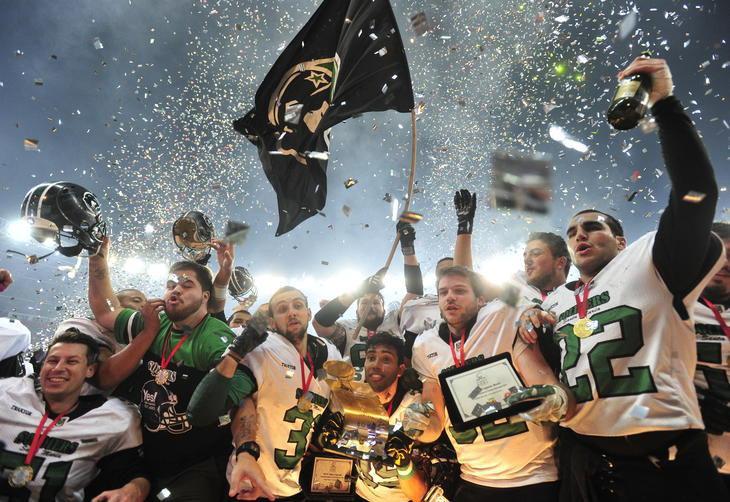 O Santa Maria Soldiers bateu o Juventude no estádio Beira-Rio e conquistou o Gigante Bowl, final do campeonato gaúcho de futebol americano, na noite deste sábado.:imagem 28
