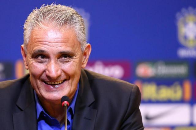 Tite é apresentado pela CBF como novo técnico da Seleção Brasileira Lucas Figueiredo/MoWA Press