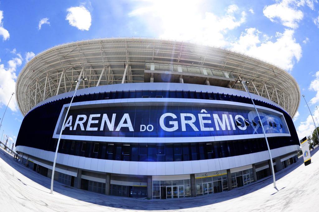 Grêmio terá a vantagem de decidir na Arena até uma eventual final de Libertadores Omar Freitas/Agencia RBS