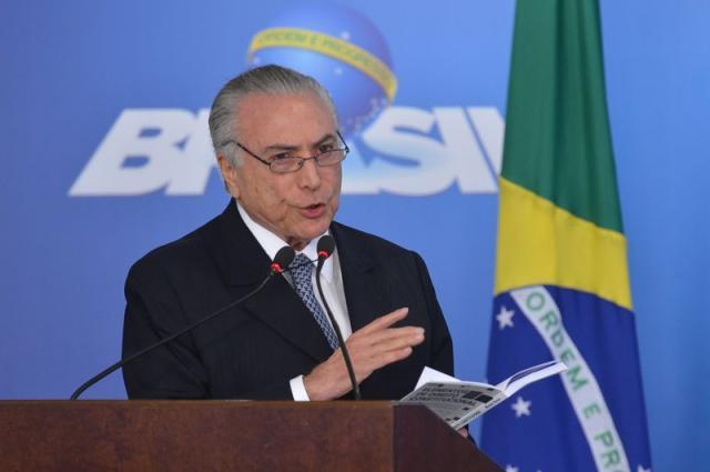 Temer: protestos contra reforma da Previdência são movimento de natureza política Antonio Cruz / Agência Brasil/Agência Brasil