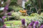 Londres se prepara para temporada de visita a jardins privados Diana Jarvis/Divulgação
