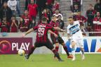 Os mistérios do gramado sintético do jogo do Grêmio em Curitiba pela Copa do Brasil Guilherme Artigas/Fotoarena/Lancepress!