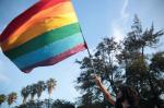 Orgulho LGBT é comemorado no Parque da Redenção