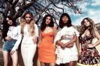 """Cria do""""The X factor"""", Fifth Harmony emplaca hits pelo mundo e faz show nesta terça à noite na Capital Divulgação/Divulgação"""
