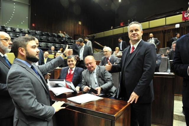 Assembleia Legislativa aprova lei que congela orçamento do Estado para 2017 Adriana Franciosi/Agencia RBS