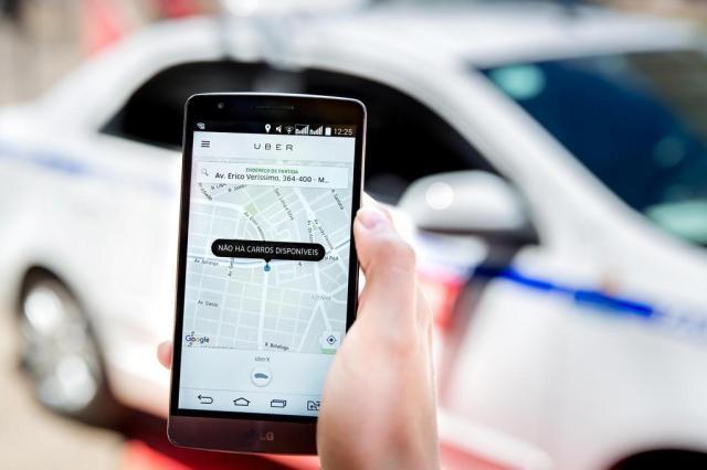 Decisão do TJ garante a atividade do Uber em Porto Alegre Omar Freitas/Agencia RBS