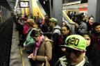 Trensurb perde 13 viagens por semana. Veja histórias de passageiros que têm a rotina prejudicada Ronaldo Bernardi/Agencia RBS