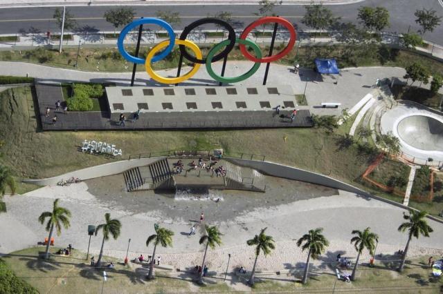 Polícia investiga fraude em licitações de equipamentos para modalidades olímpicas Vanderlei Almeida/AFP
